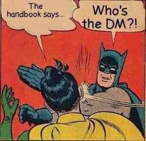 the dm